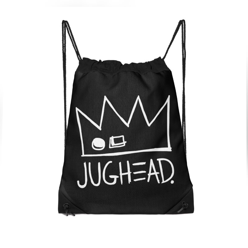 Jughead Accessories Drawstring Bag Bag by Archie Comics