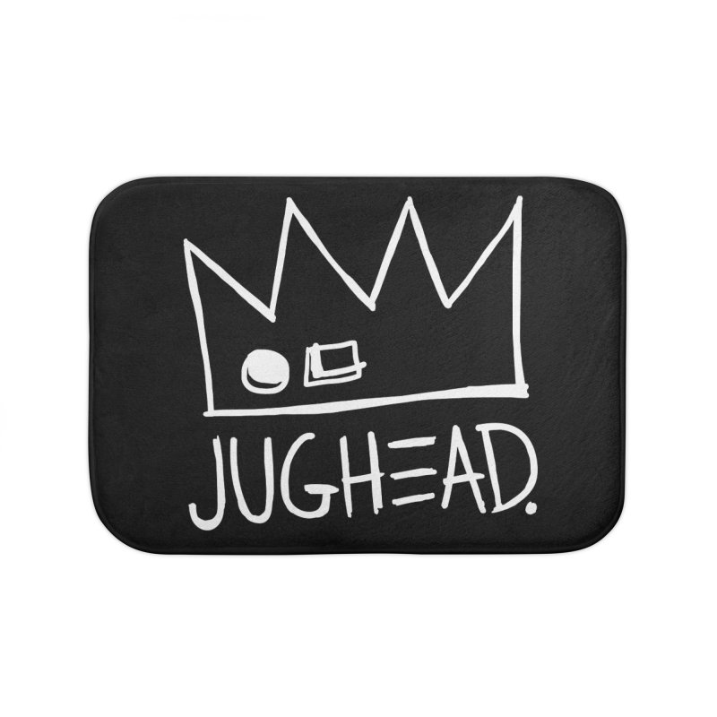 Jughead Home Bath Mat by archiecomics's Artist Shop
