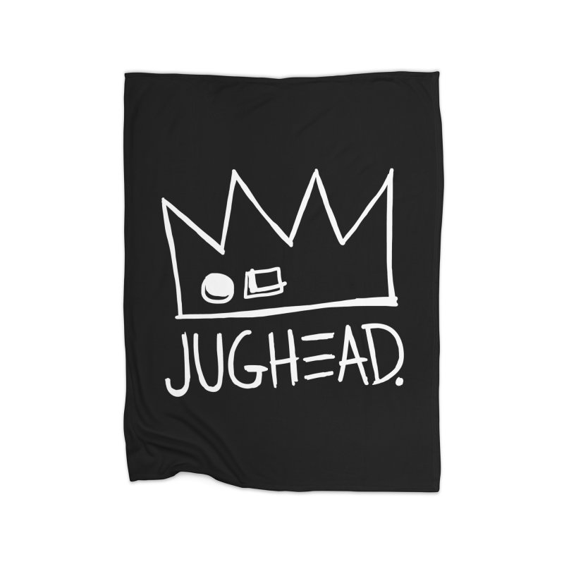 Jughead Home Fleece Blanket Blanket by Archie Comics