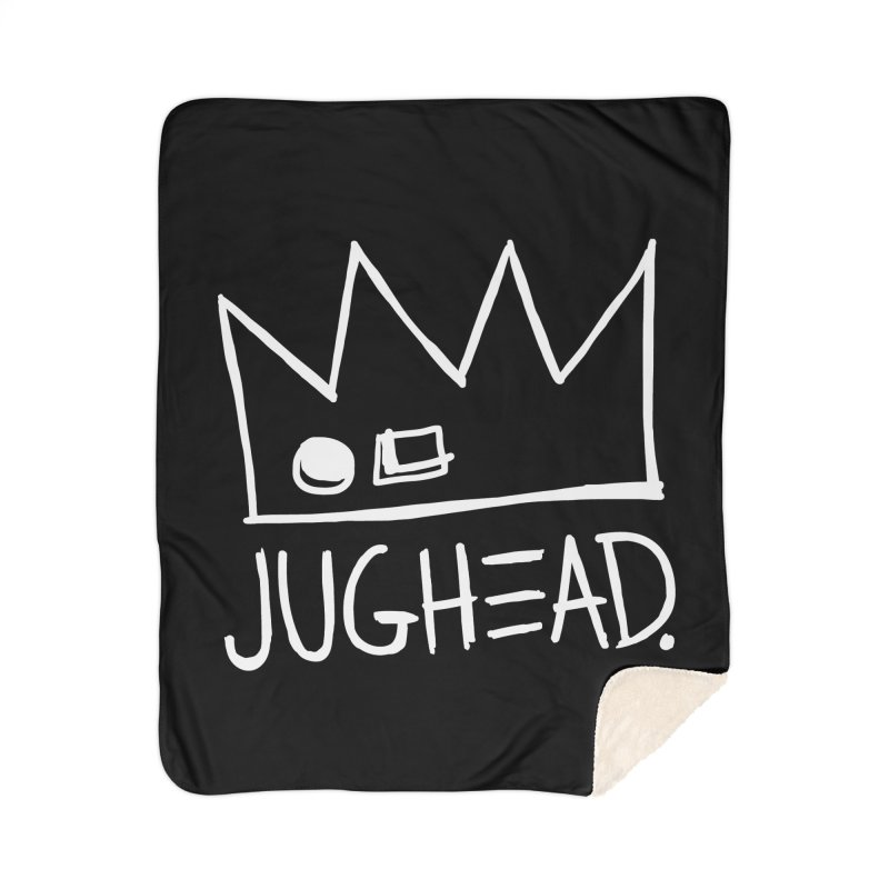 Jughead Home Sherpa Blanket Blanket by Archie Comics