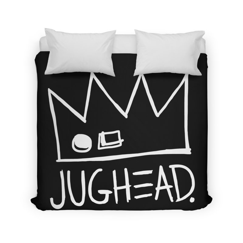 Jughead Home Duvet by archiecomics's Artist Shop