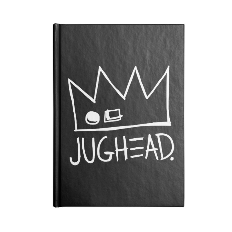 Jughead Accessories Blank Journal Notebook by Archie Comics