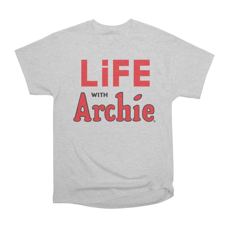 LifeWithArchie Logo Men's T-Shirt by Archie Comics