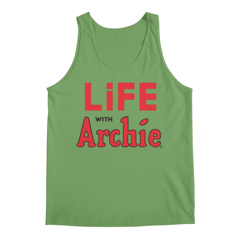 LifeWithArchie Logo Men's Tank by Archie Comics
