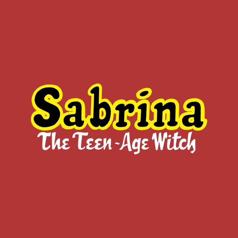 Sabrina Logo Men's T-Shirt by Archie Comics
