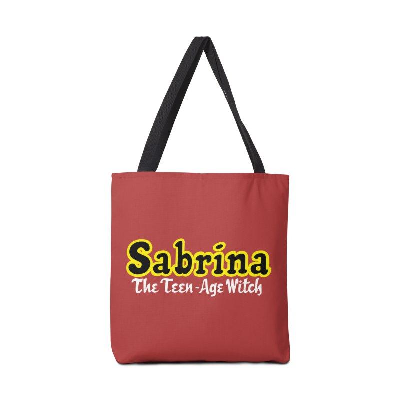 Sabrina Logo Accessories Bag by Archie Comics