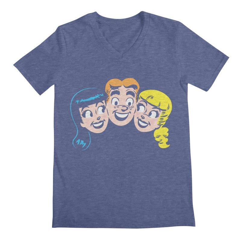 Archie's Girls Men's Regular V-Neck by Archie Comics