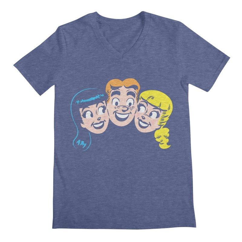 Archie's Girls Men's V-Neck by archiecomics's Artist Shop