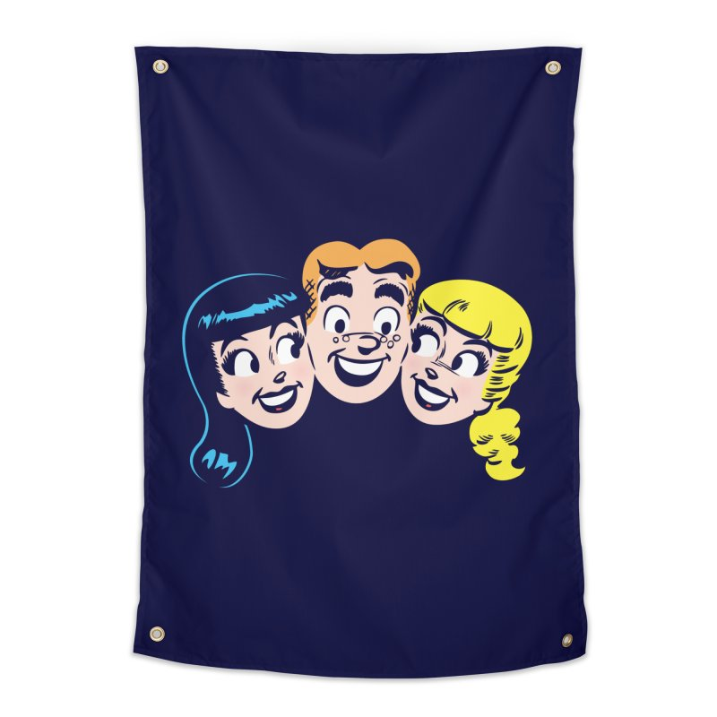 Archie's Girls Home Tapestry by archiecomics's Artist Shop