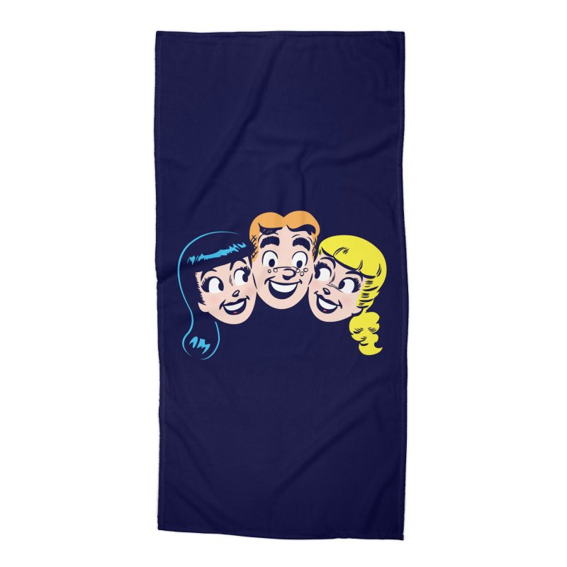 Archie's Girls Accessories Beach Towel by Archie Comics