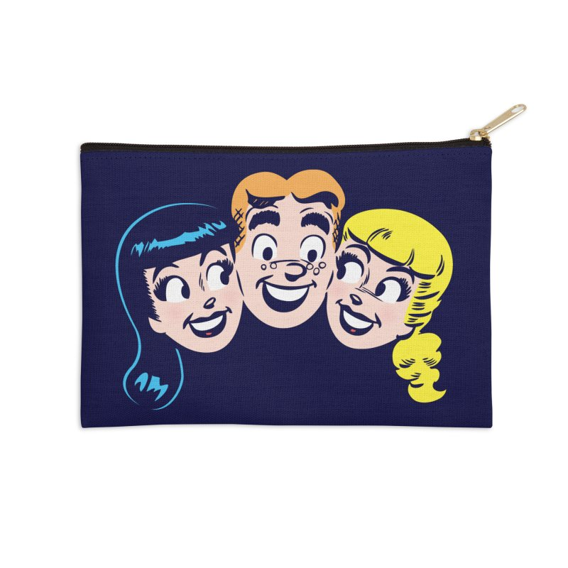 Archie's Girls Accessories Zip Pouch by archiecomics's Artist Shop