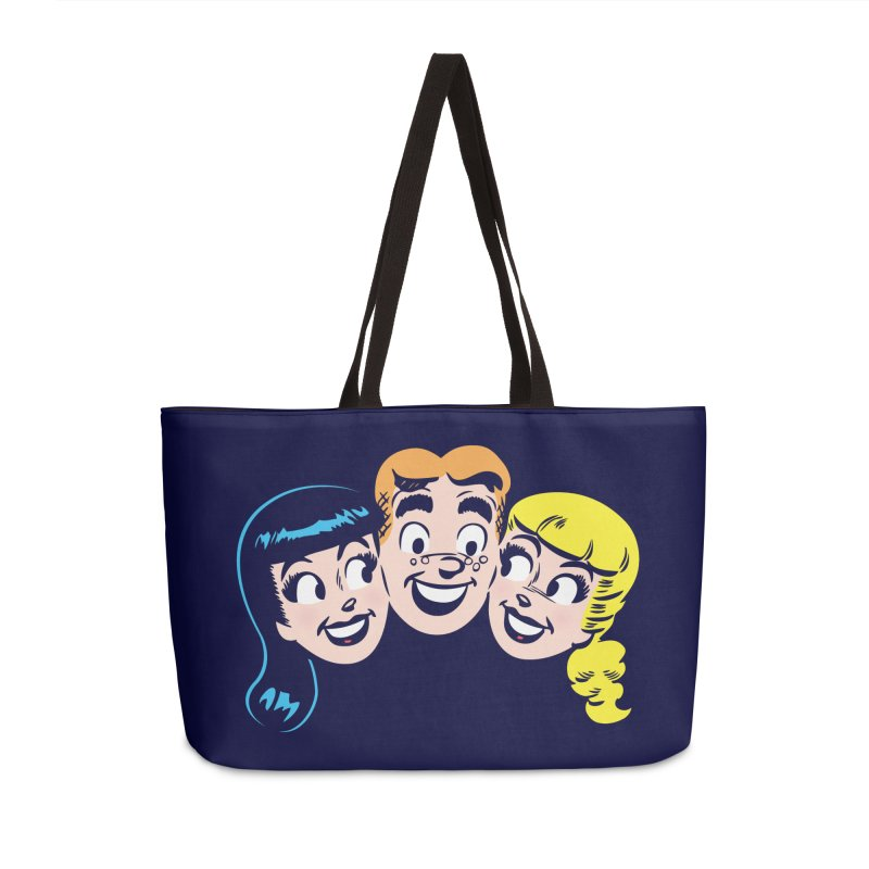 Archie's Girls Accessories Weekender Bag Bag by Archie Comics