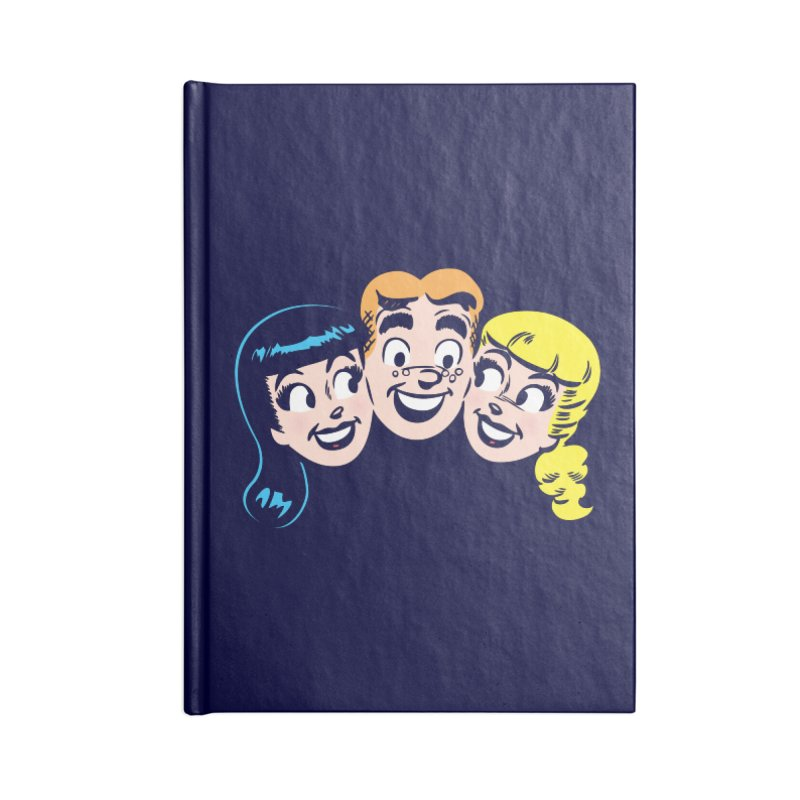 Archie's Girls Accessories Notebook by archiecomics's Artist Shop