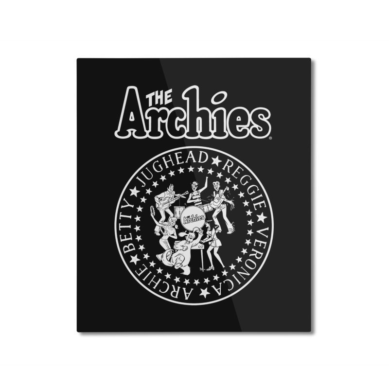 The Archies Home Mounted Aluminum Print by archiecomics's Artist Shop