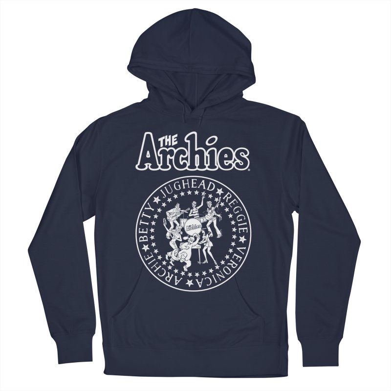 The Archies Men's French Terry Pullover Hoody by archiecomics's Artist Shop