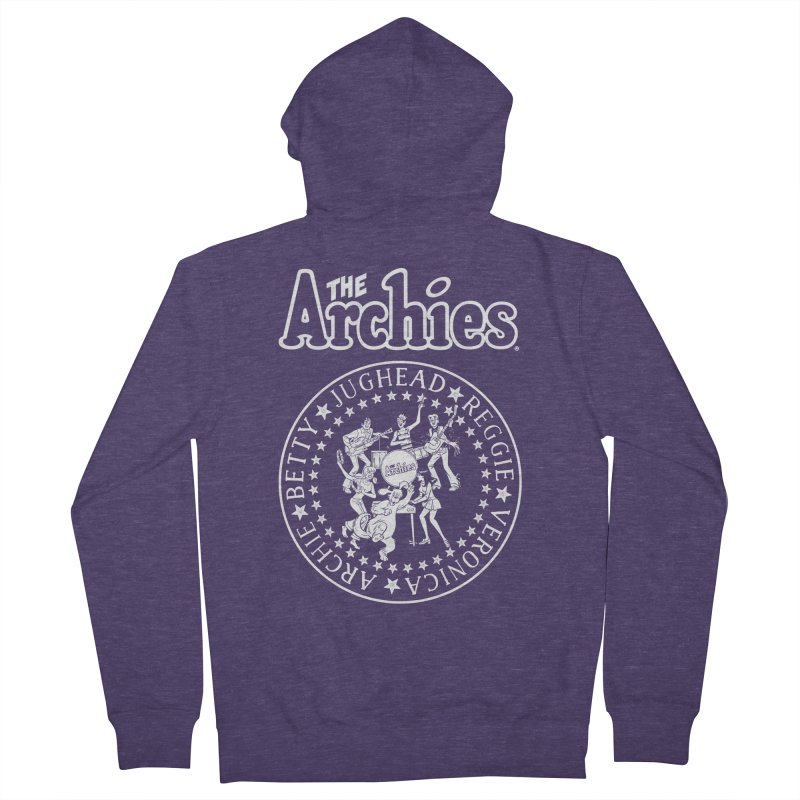 The Archies Men's French Terry Zip-Up Hoody by archiecomics's Artist Shop