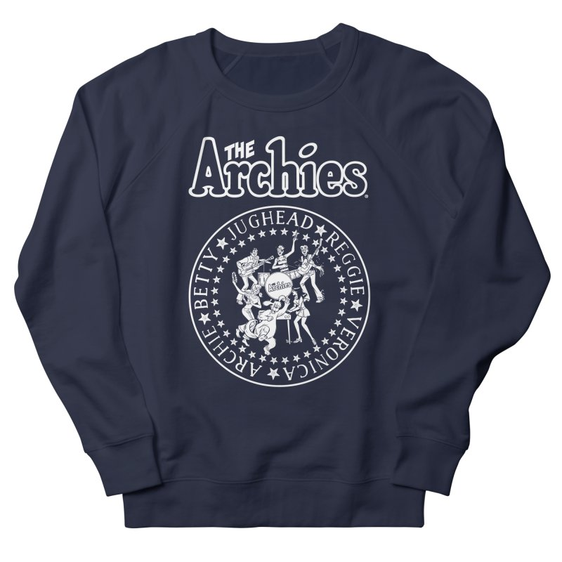 The Archies Men's French Terry Sweatshirt by archiecomics's Artist Shop