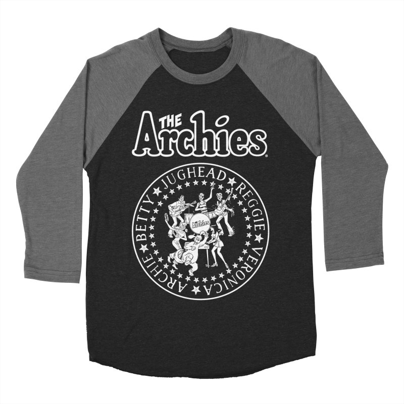 The Archies Women's Baseball Triblend T-Shirt by archiecomics's Artist Shop