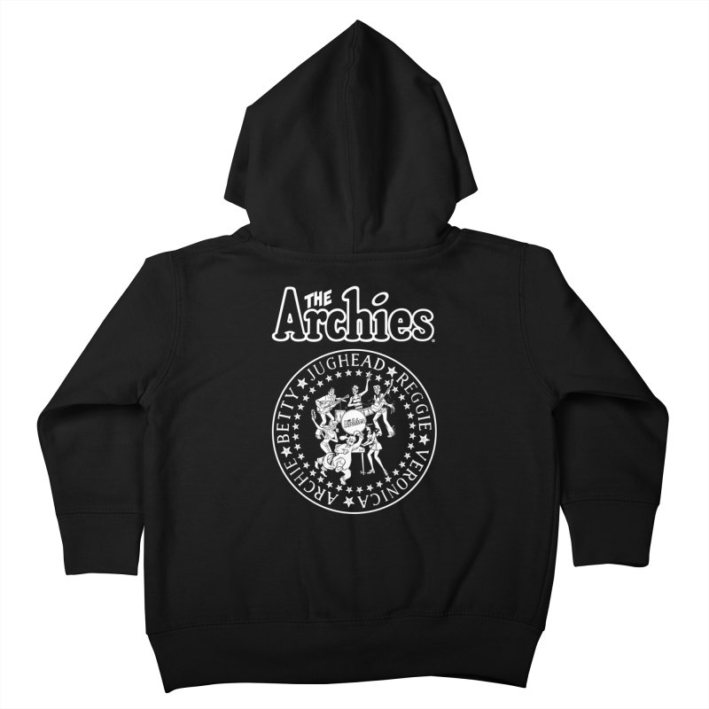 The Archies Kids Toddler Zip-Up Hoody by archiecomics's Artist Shop