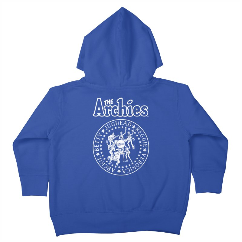 The Archies Kids Toddler Zip-Up Hoody by Archie Comics