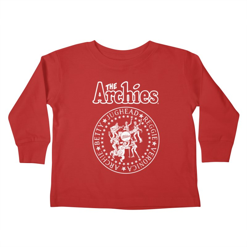The Archies Kids Toddler Longsleeve T-Shirt by archiecomics's Artist Shop