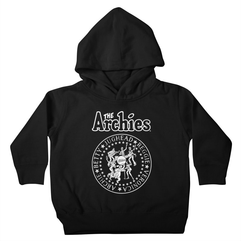The Archies Kids Toddler Pullover Hoody by archiecomics's Artist Shop