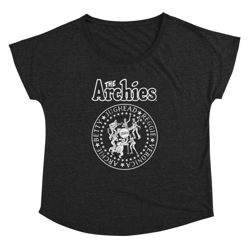 The Archies Women's Dolman Scoop Neck by Archie Comics
