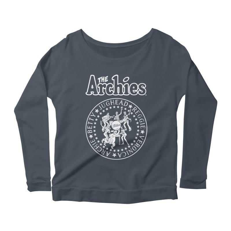 The Archies Women's Longsleeve Scoopneck  by archiecomics's Artist Shop