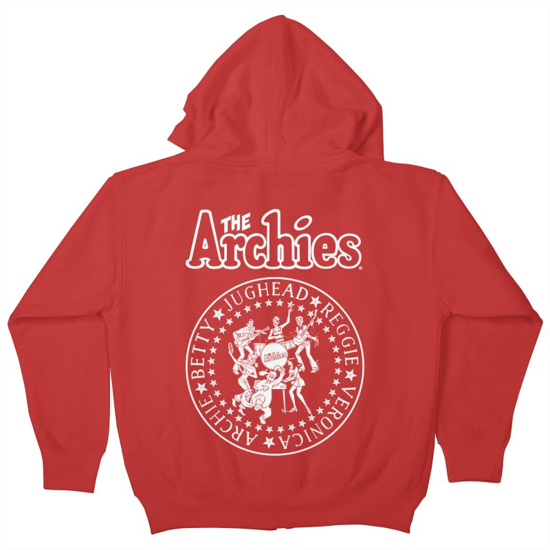 The Archies Kids Zip-Up Hoody by archiecomics's Artist Shop