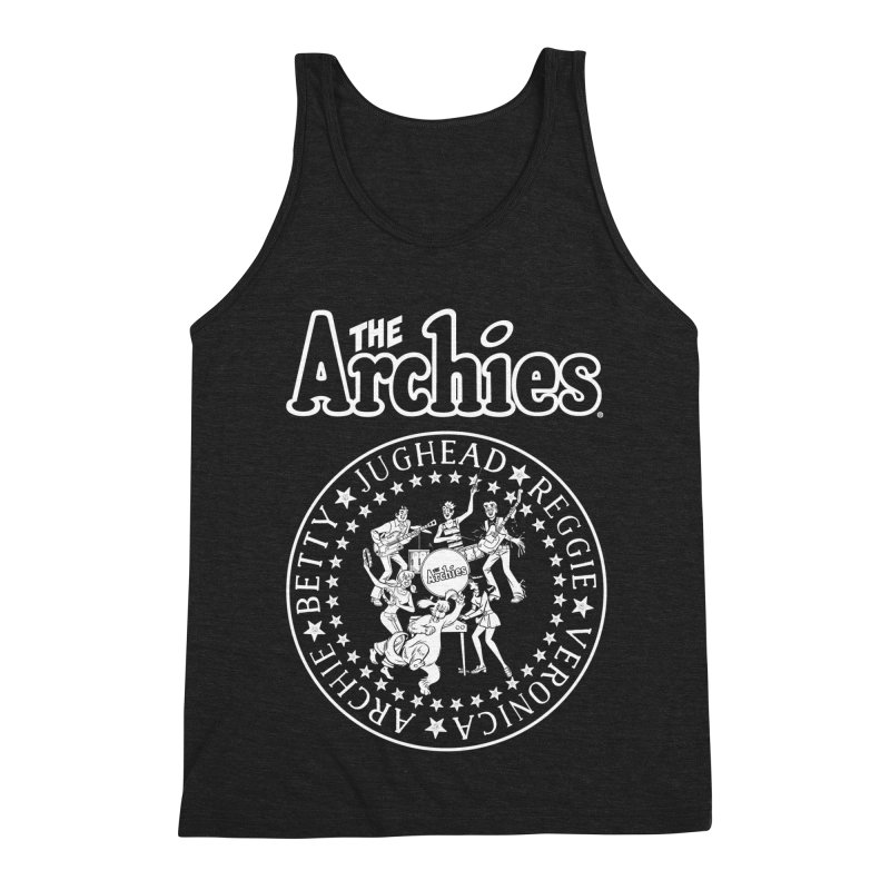 The Archies Men's Triblend Tank by Archie Comics