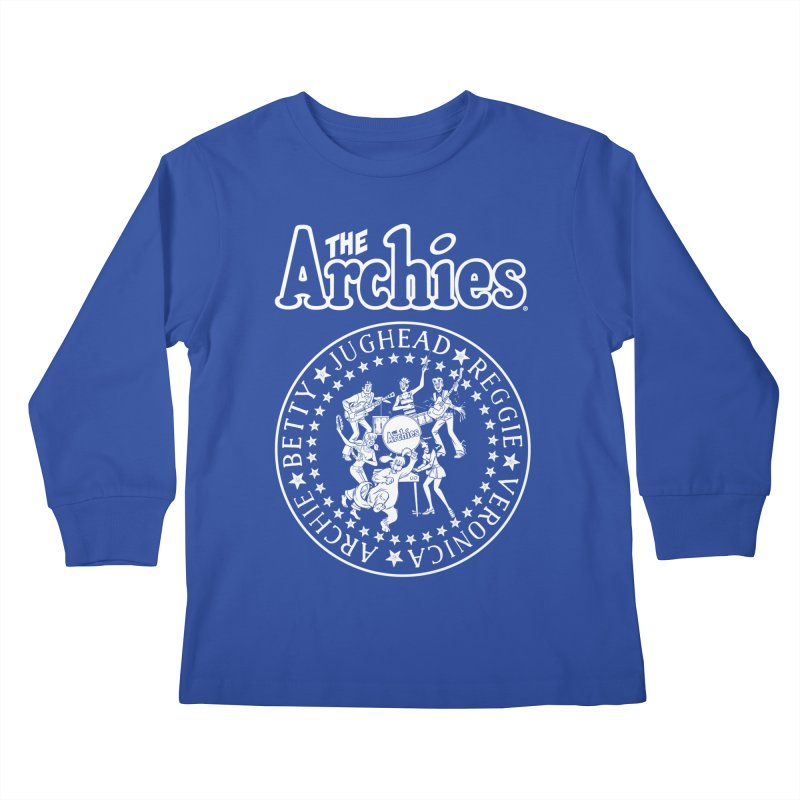 The Archies Kids Longsleeve T-Shirt by Archie Comics