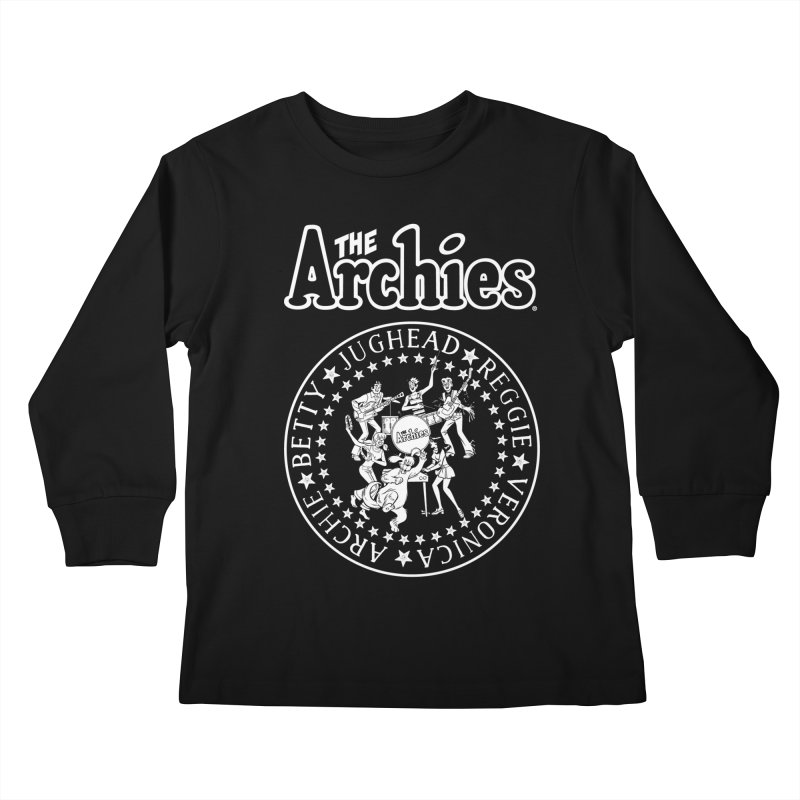 The Archies Kids Longsleeve T-Shirt by archiecomics's Artist Shop