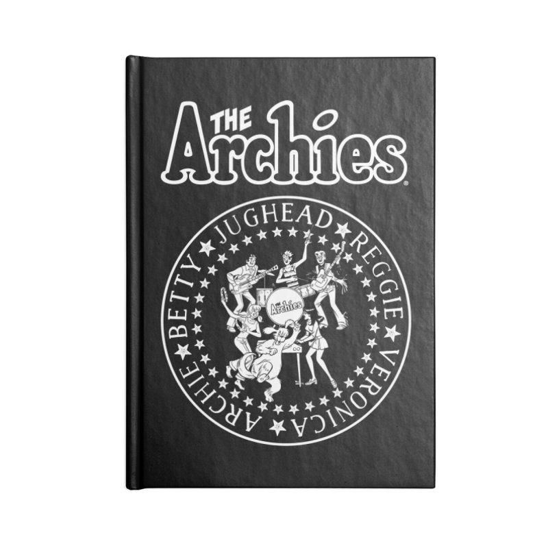 The Archies Accessories Lined Journal Notebook by Archie Comics
