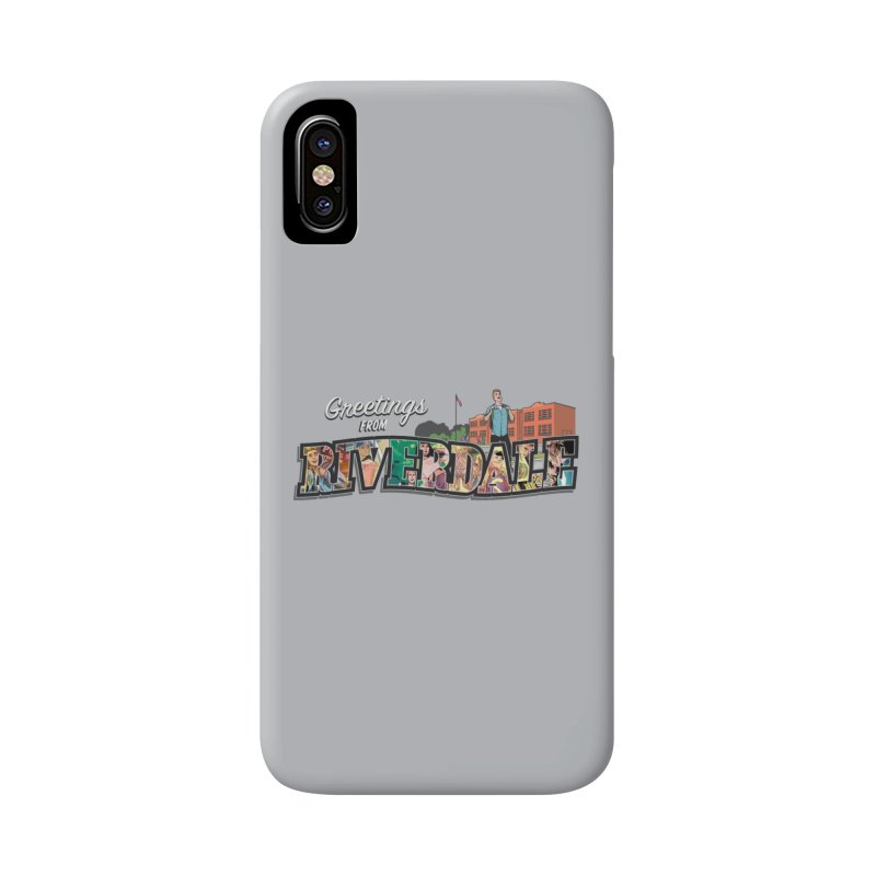 Greetings from Riverdale  Accessories Phone Case by archiecomics's Artist Shop
