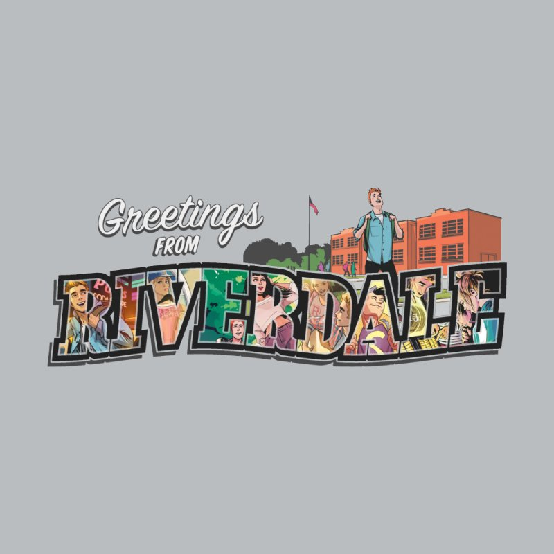 Greetings from Riverdale  by archiecomics's Artist Shop