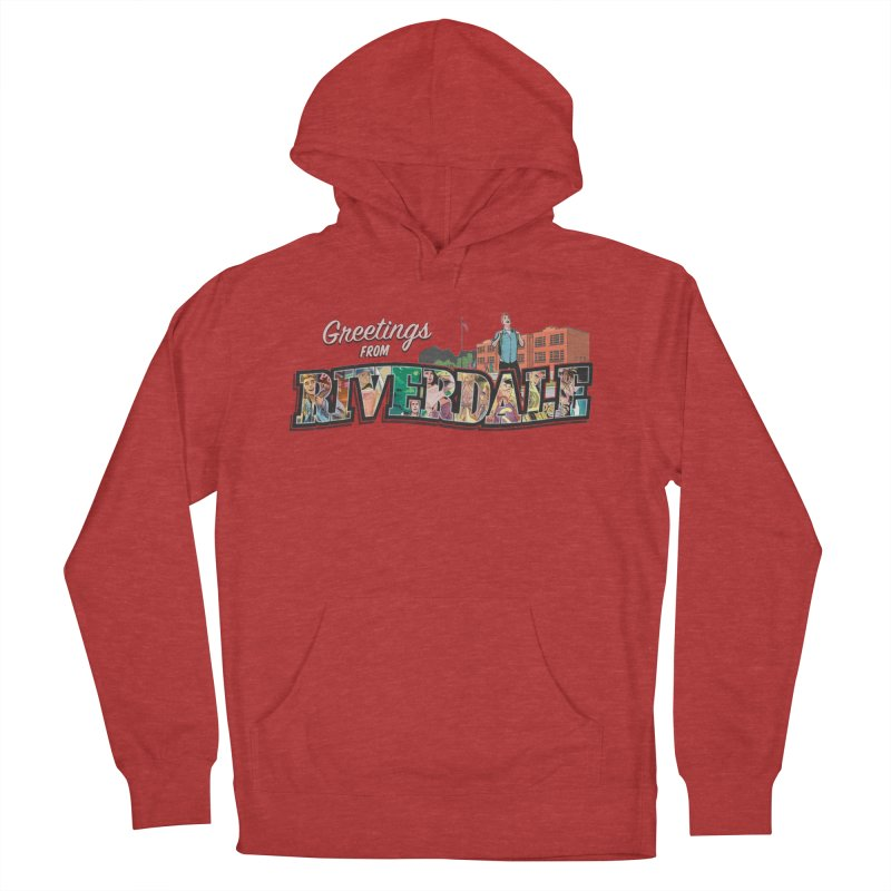 Greetings from Riverdale  Women's Pullover Hoody by archiecomics's Artist Shop