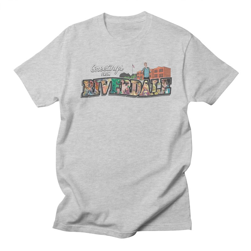 Greetings from Riverdale  Men's T-shirt by archiecomics's Artist Shop