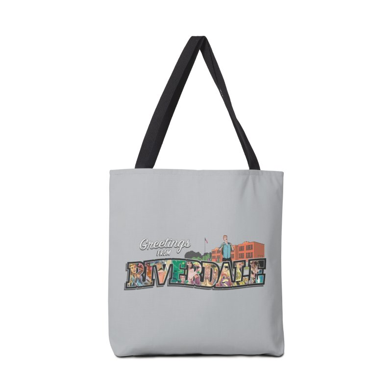 Greetings from Riverdale  Accessories Bag by archiecomics's Artist Shop