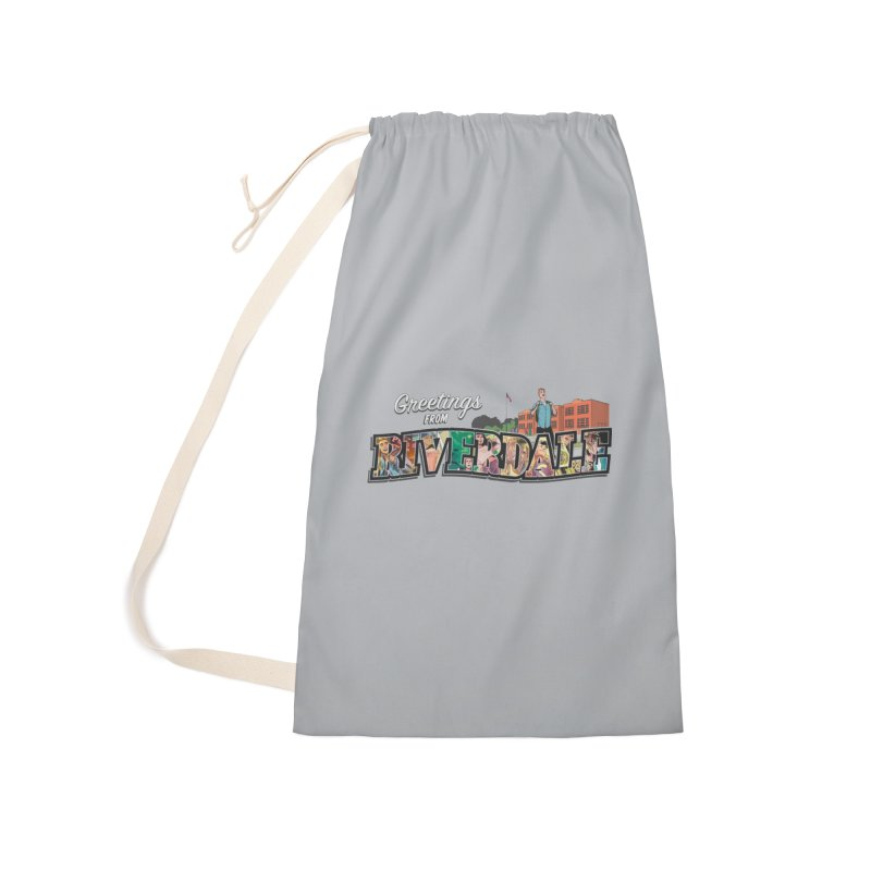 Greetings from Riverdale  Accessories Laundry Bag Bag by Archie Comics