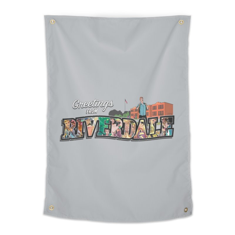Greetings from Riverdale  Home Tapestry by Archie Comics