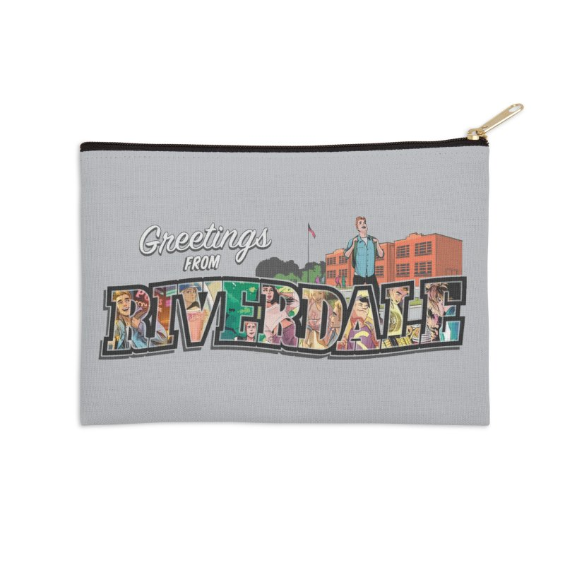 Greetings from Riverdale  Accessories Zip Pouch by archiecomics's Artist Shop