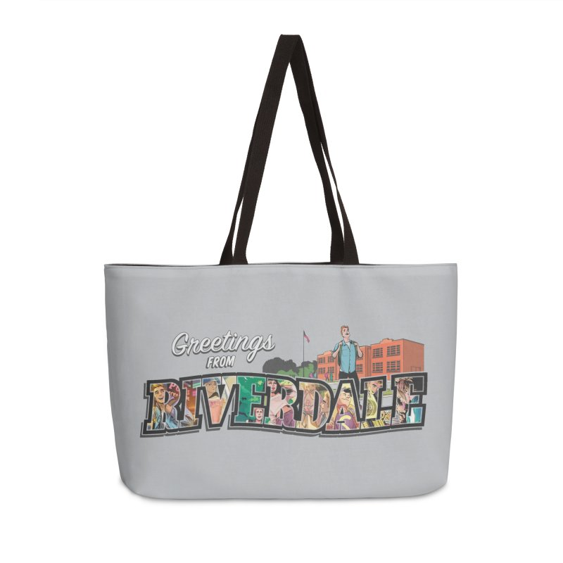 Greetings from Riverdale  Accessories Weekender Bag Bag by Archie Comics