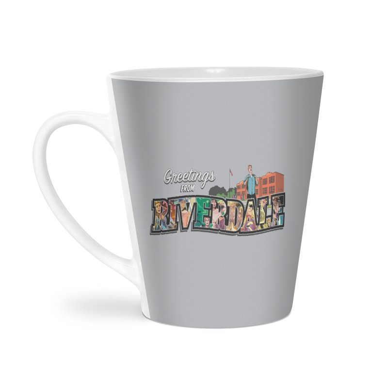 Greetings from Riverdale  Accessories Latte Mug by Archie Comics