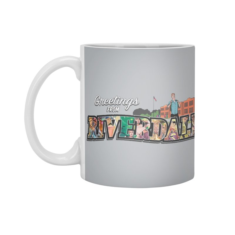 Greetings from Riverdale  Accessories Mug by archiecomics's Artist Shop