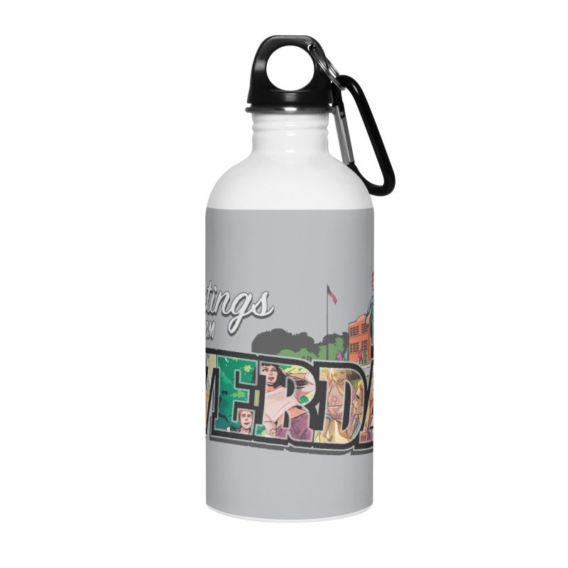 Greetings from Riverdale  Accessories Water Bottle by archiecomics's Artist Shop