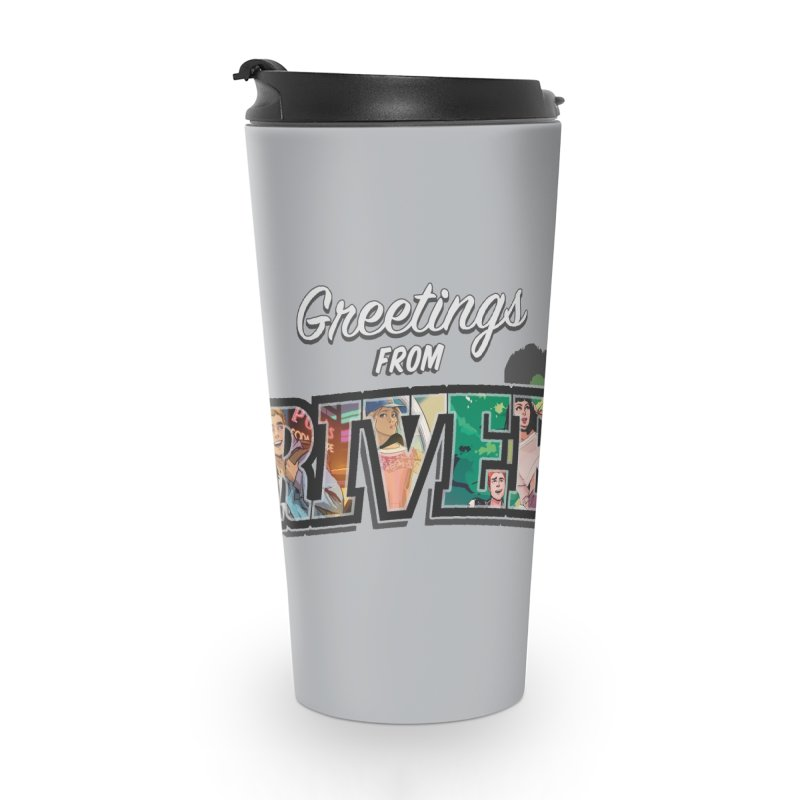 Greetings from Riverdale  Accessories Travel Mug by Archie Comics