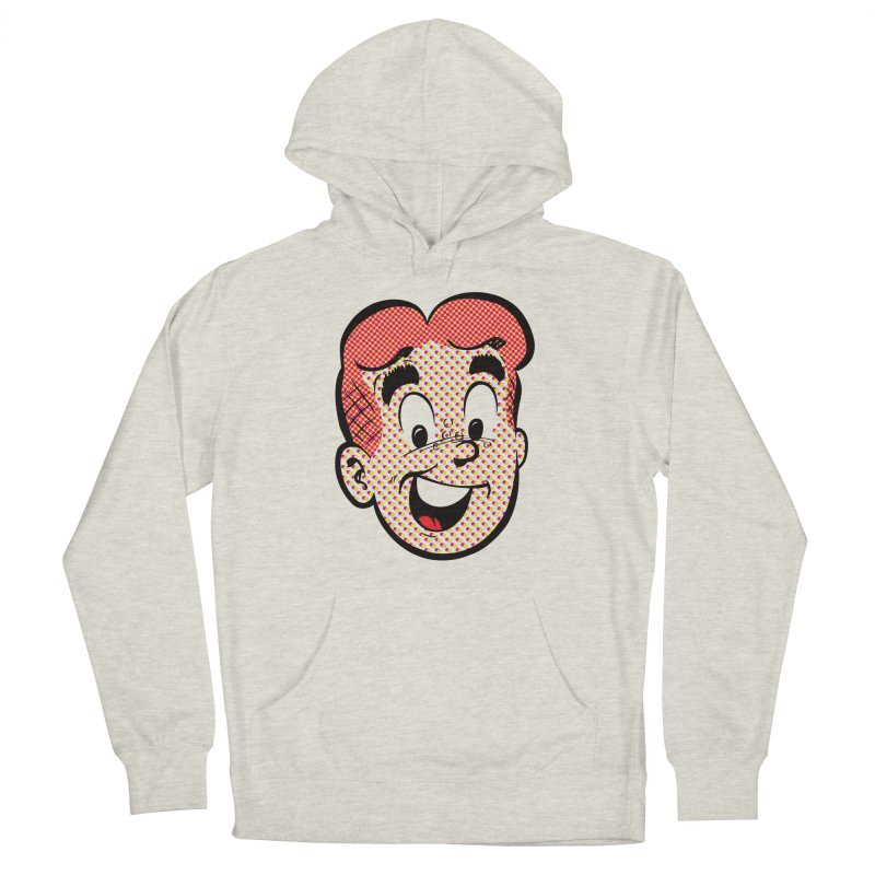 Halftone Archie Men's Pullover Hoody by Archie Comics