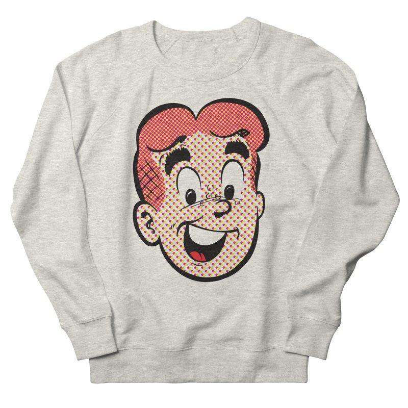 Halftone Archie Men's Sweatshirt by Archie Comics