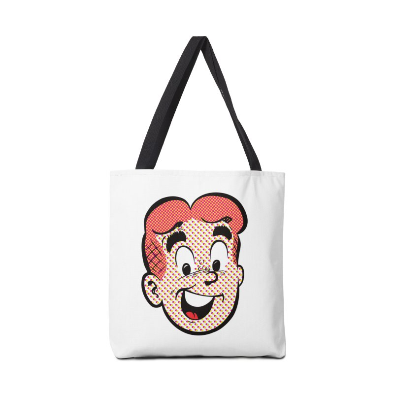 Halftone Archie Accessories Bag by archiecomics's Artist Shop
