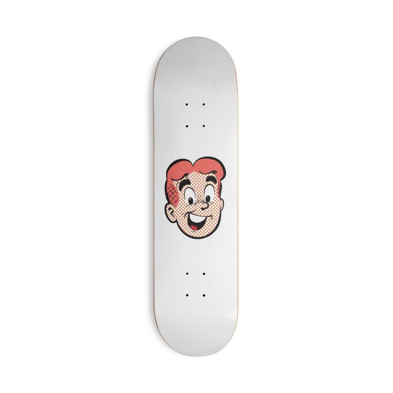 Halftone Archie in Deck Only Skateboard by Archie Comics